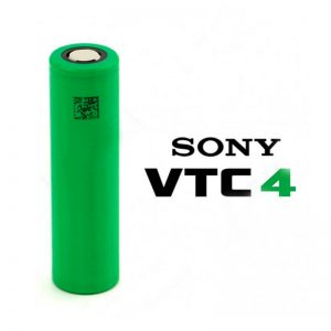 Bateria para Cigarro Eletrônico Sony 18650 VTC4