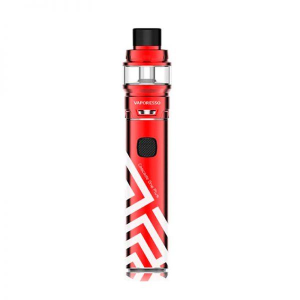 Cigarro Eletrônico Vaporesso Cascade One Plus SE Vermelho