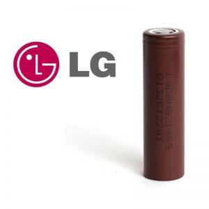 Bateria para Cigarro Eletrônico LG HG2 18650