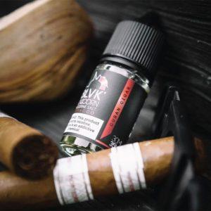 E-líquido BLVK Unicorn Salt Cuban Cigar