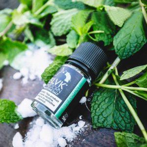 E-líquido BLVK Unicorn Salt Spearmint