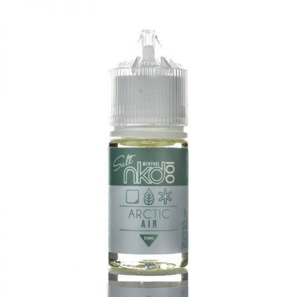 E-líquido Naked 100 Salt Artic Air
