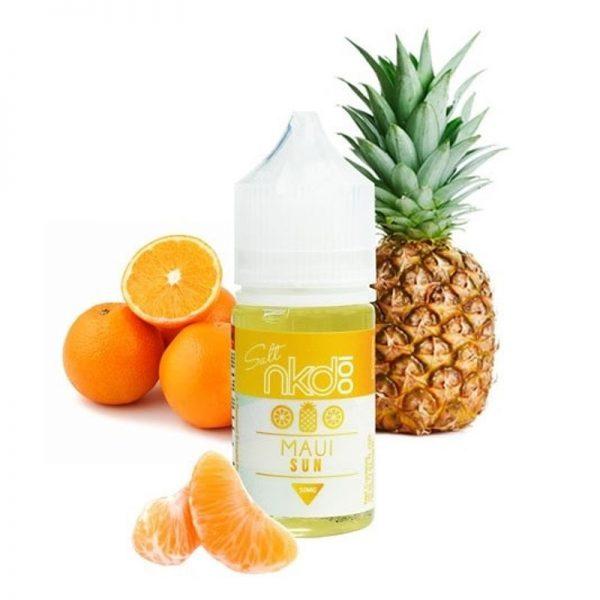 E-líquido Naked 100 Salt Maui Sun