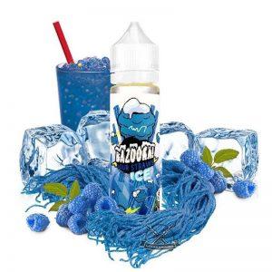 E-líquido Blue Raspberry Ice Bazooka!