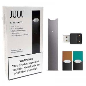 Cigarro Eletrônico Kit Juul Start Kit