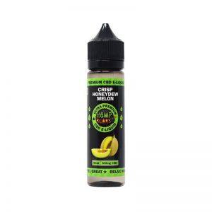 E-líquido Bombs CBD Crisp Honeydew Melon