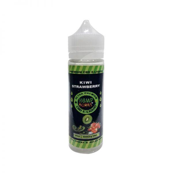E-líquido Bombs CBD Kiwi Strawberry
