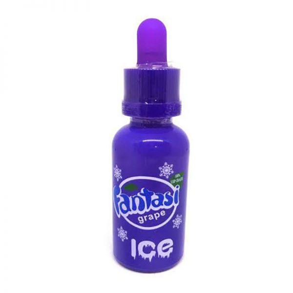 E-líquido Fantasi Ice Grape