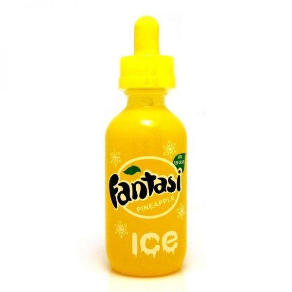 E-líquido Fantasi Pineapple