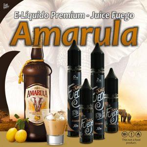 E-líquido Juice Fuego Amarula