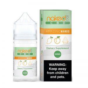 E-líquido Naked 100 CBD Amazing Mango