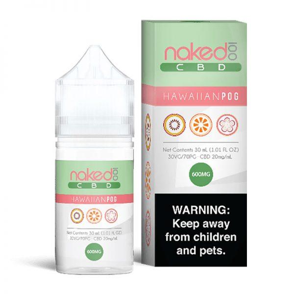E-líquido Naked 100 CBD Hawaiian Pog