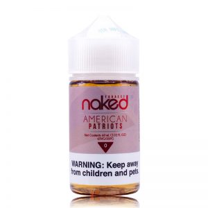 E-líquido Naked American Patriots
