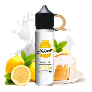 Juice Milkman Lemon Pound Cake