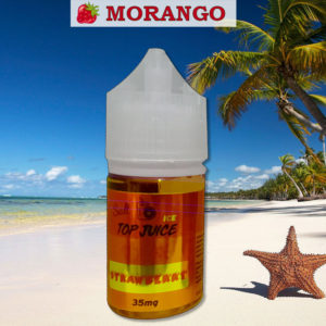 E-líquido Top Juice Salt Nic Strawberry