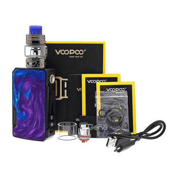 Kit Voopoo Drag 2 Platinum Caixa