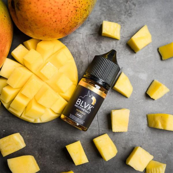 E-líquido BLVK Unicorn Salt Mango