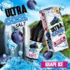 E-líquido Grape Ice Ultra Cool Salt Nic