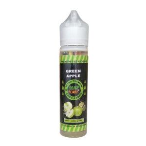E-líquido Hemp Bombs CBD Green Apple