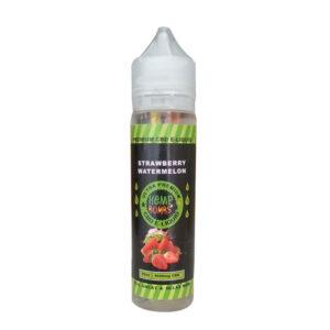 E-líquido Hemp Bombs CBD Strawberry Watermelon