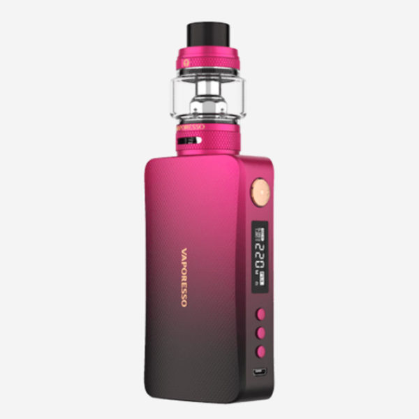 Kit Vaporesso Gen S 220W TC - Cherry Pink