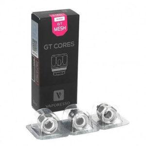 Coil Reposição Vaporesso GT CORES / GT MESH 0.18Ohm - Pack com 3 coils