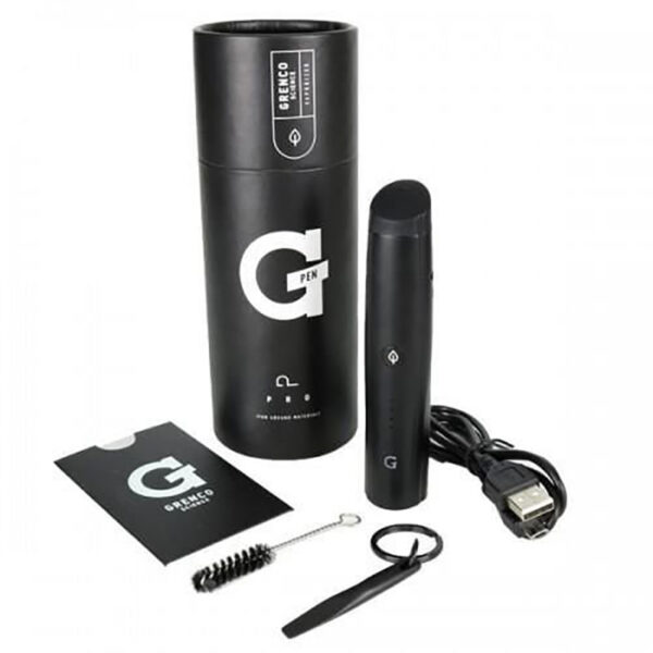 Vaporizador de Ervas G Pen Pro Original - Grenco Science - Caixa
