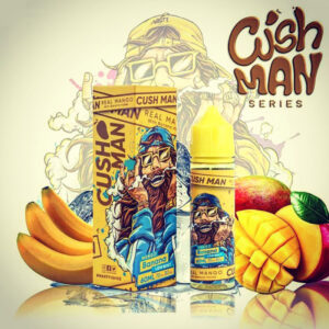 E-líquido Nasty Juice Cush Man Mango Banana