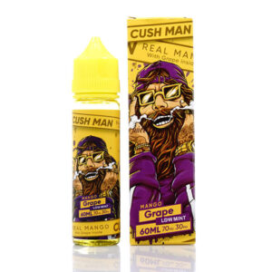E-líquido Nasty Juice Cush Man Mango Grape - Unidade