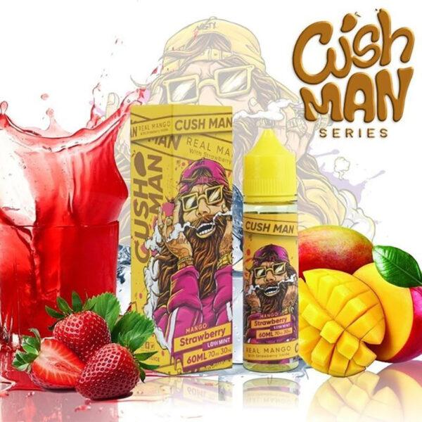 E-líquido Nasty Juice Cush Man Mango Strawberry