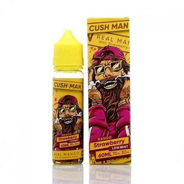 E-líquido Nasty Juice Cush Man Mango Strawberry - Unidade