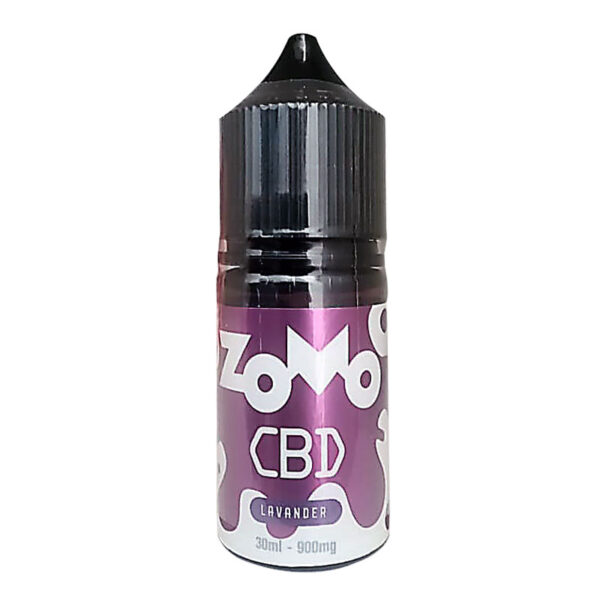 E-líquido Zomo CBD Lavander