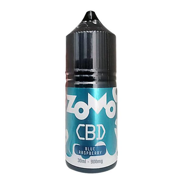 E-líquido Zomo CBD Blue Raspberry