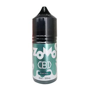 E-líquido Zomo CBD Menthol