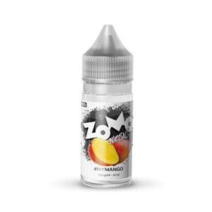 E-líquido Zomo NicSalt My Mango