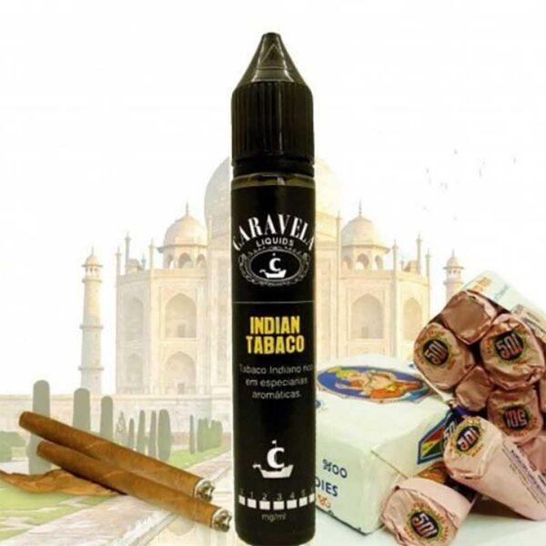 E-líquido Indian Tabaco Caravela