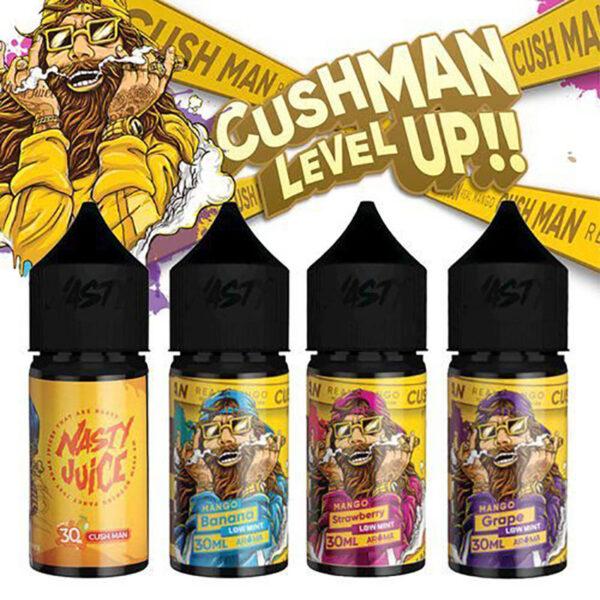 E-líquido Nasty Cush Man Salt