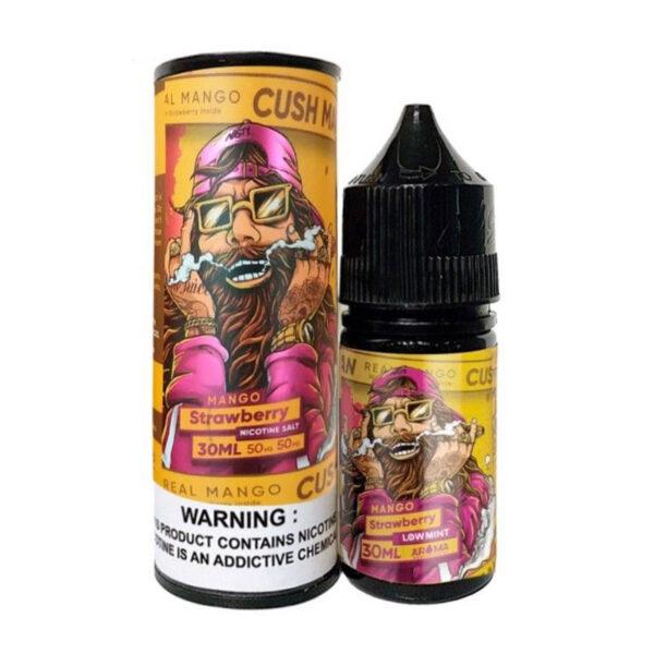 E-líquido Nasty Cush Man Salt Mango Strawberry