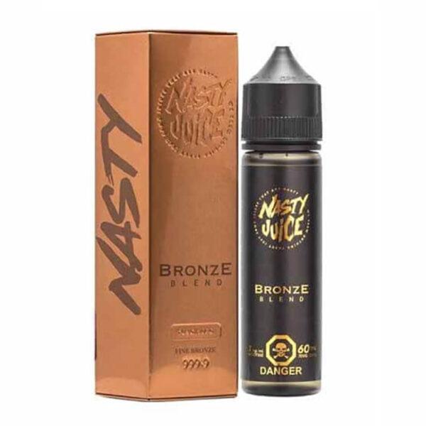 E-líquido Nasty Juice Bronze Blend Tobacco - Unidade