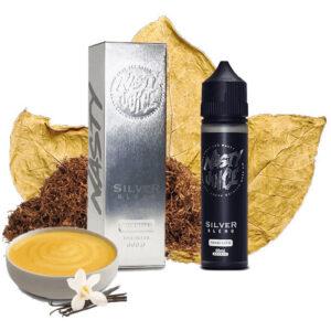E-líquido Nasty Juice Silver Blend Tobacco