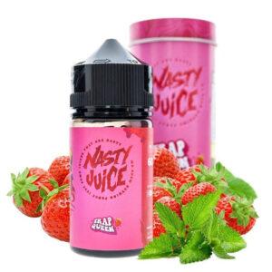 E-líquido Nasty Juice Trap Queen Low Mint