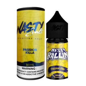 E-líquido Nasty Salt Passion Killa