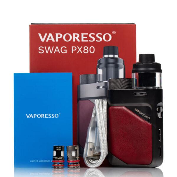 Pod Mod Vaporesso Swag PX80 80W - Caixa
