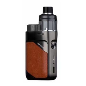 Pod Mod Vaporesso Swag PX80 80W - Leather Brown