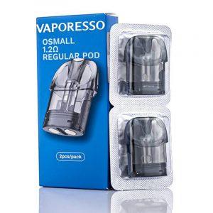 Cartucho Reposição Pod Osmall - Vaporesso - Pack com 2 cartuchos