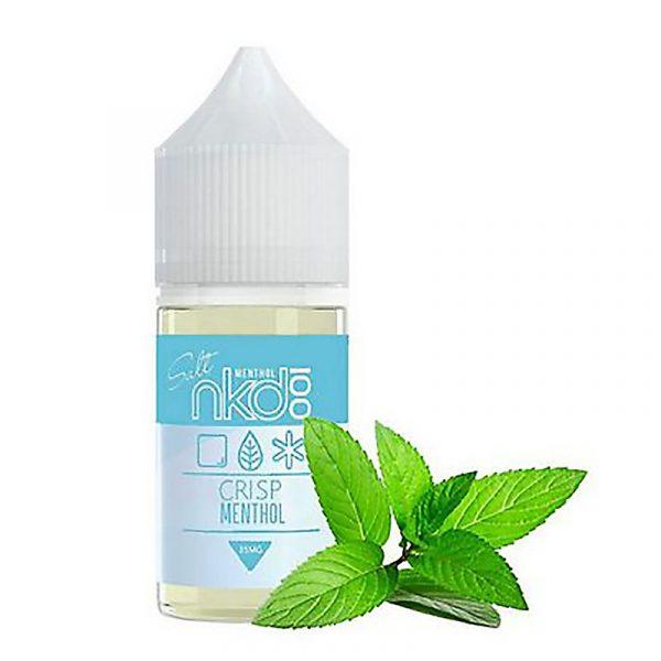 E-líquido Naked 100 Salt Crisp Menthol