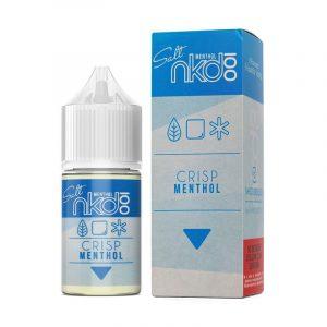 E-líquido Naked 100 Salt Crisp Menthol - Unidade