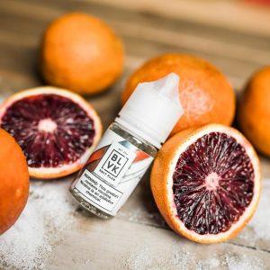 E-líquido BLVK Salt Plus Red Orange