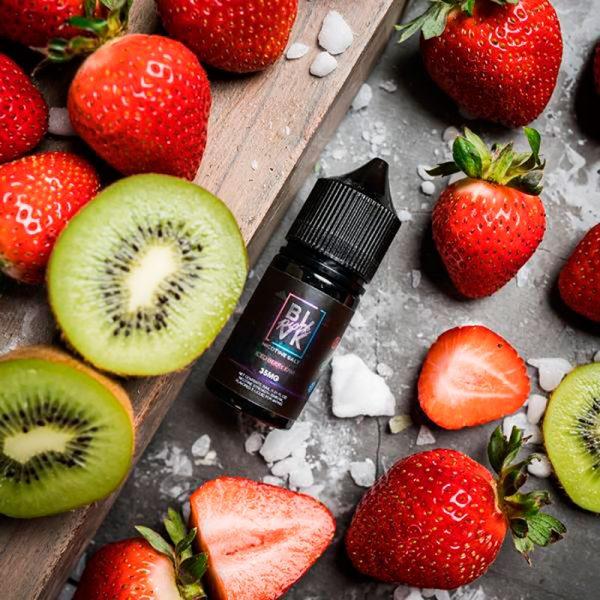 E-líquido BLVK Salt Iced Berry Kiwi